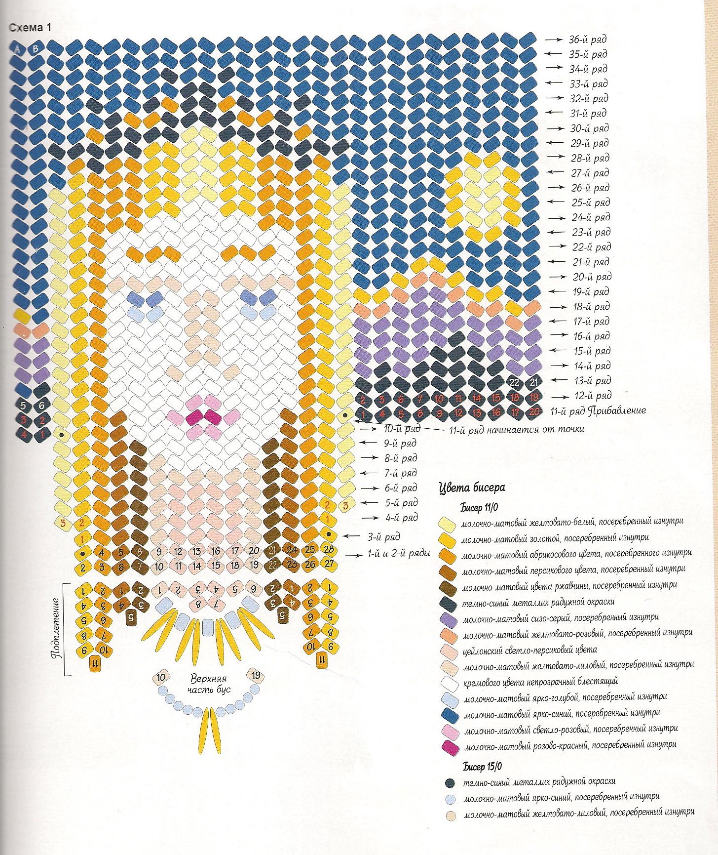 схемы кулонов из бисера схемы плетения кулонов из бисера.